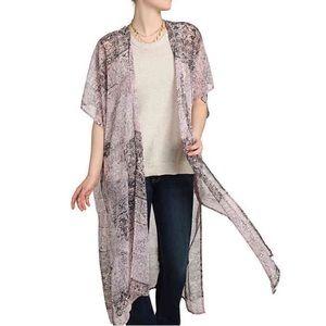 NWOT BCBG Kimono
